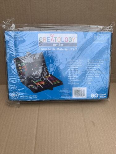 Creatology Art Set 80 Pieces  - $6.99