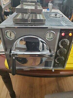 Autoclave Sterilizer Pelton Crane Ocm Omniclave Tattoo Veterinary Salon Dental
