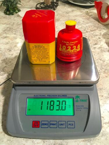 Eutectic Castolin Eutalloy Nitec Powder 10224 (1183g or 2.60 lbs)