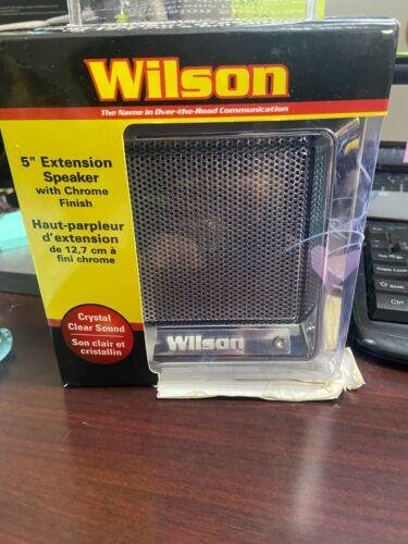 Wilson Antennas, 305600CHR, Extension Speaker, Chrome Finish