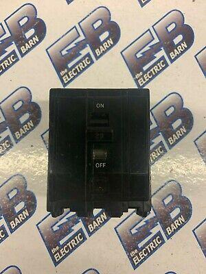 Square D Qo320 3 Pole 20 Amp 240 Volt Plug In Circuit Breaker Black- Warranty