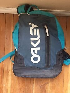 Oakley back pack