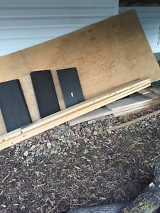 Large Load Of Wood for Wood project