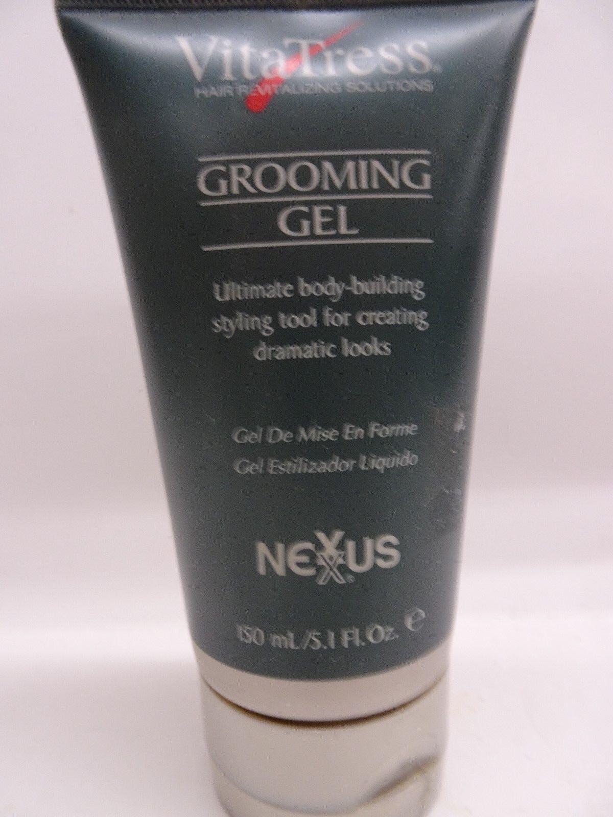 NEXXUS Vita Tress Grooming Gel 5.0 oz.