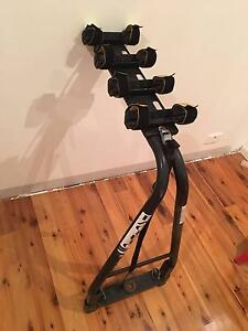 4 Bike Towball Carrier Heavy Duty Adamstown Heights Newcastle Area Preview