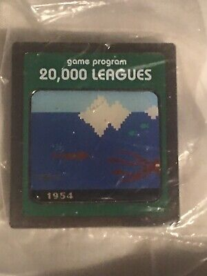 20,000 Leagues Under The Sea Video Game Mystery Disney Pin Limited Edition 550