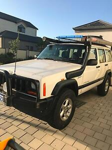 Bargain! Reduced price Jeep Grand Cherokee Wagon 1997 4x4 Iluka Joondalup Area Preview