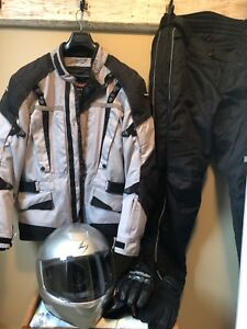 Men's motorcycle gear