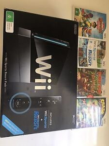 Wii Sports console and games Townsville Townsville City Preview