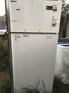 Whirlpool XL fridge freezer