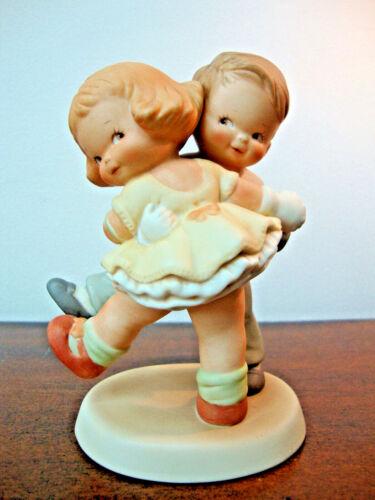 Enesco Figurine Memories of Yesterday We