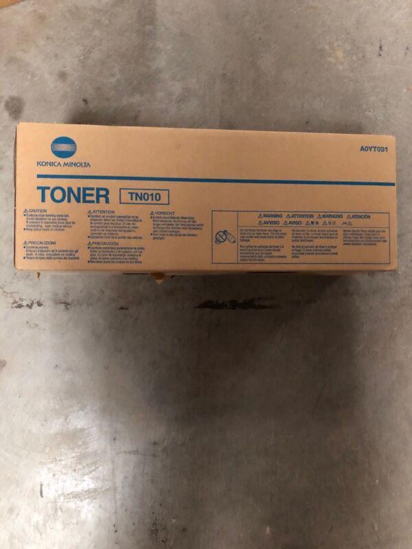 Minolta TN010 Toner New Sealed