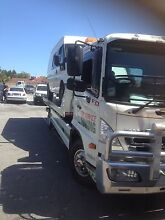 Transport towing truck 24/7 days available North Beach Stirling Area Preview