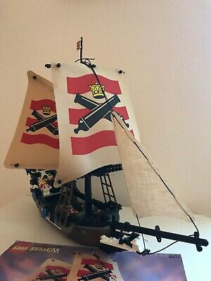 Vintage Classic LEGO Pirates Imperial Flagship (6271) with Instructions (1992)