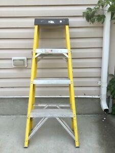 Step Ladder 4ft