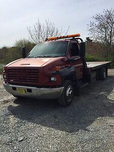 Tiltload Tow Truck