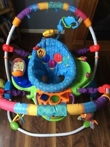 Disney baby Einstein jumperoo