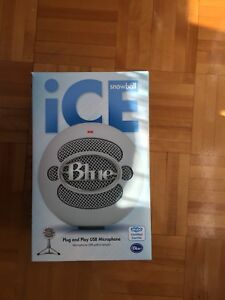 Blue Ice Microphone