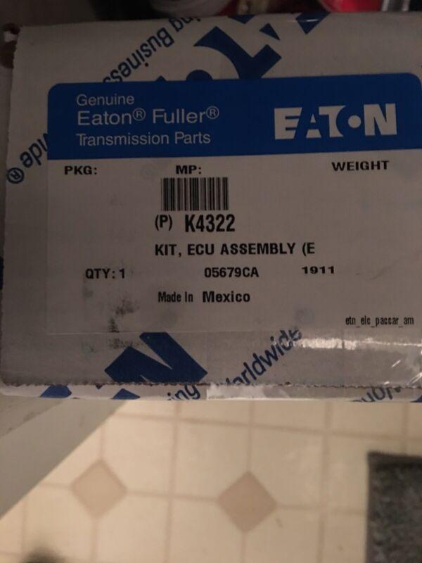 eaton fuller ecu k4322 controller tcu