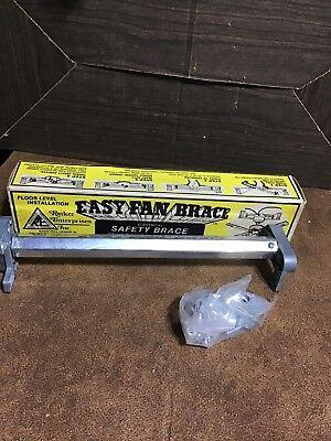 Easy Fan Brace Bracket Mount 33300 Riker Enterprises Usa