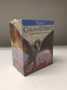 120$ Neuf Trone de Fer Game of Thrones Dvd Blu-ray Seasons 1-6.