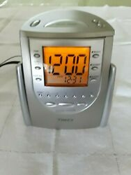 Timex Alarm Clock Radio with Digital Tuning / Nature Sounds Model T309