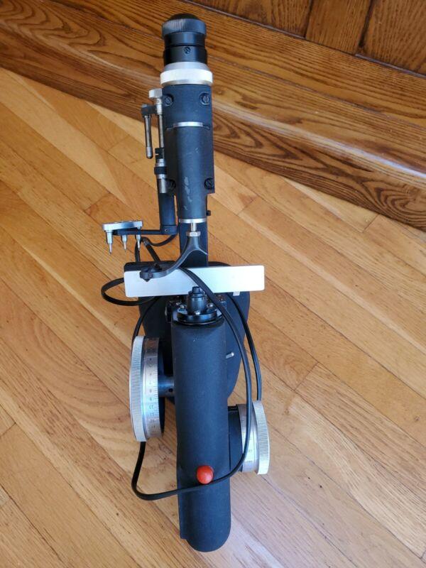 B&L  Model 70 Lensometer Vintage vertometer