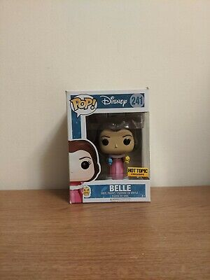 Funko POP! - Belle (Winter) with birds - Disney - Hot Topic Exclusive