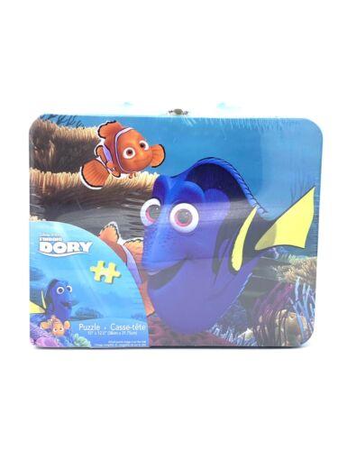 Disney Pixar FINDING DORY 24 Piece Puzzle Tin Box Lunch Box