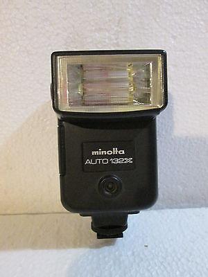 Вспышки Minolta Auto 132X Electronic Flash