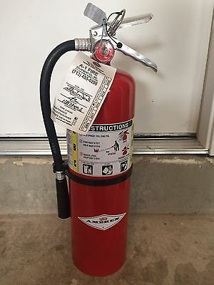 Amerex B456 Fire Extinguisher - 10 Lb