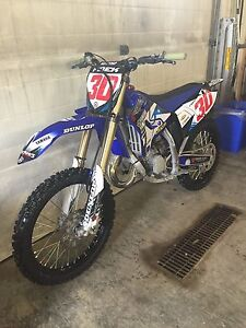 2016 yz125 low hrs!