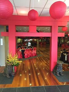 Chinese/Asian New Year Archway Decoration Wetherill Park Fairfield Area Preview