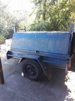 Tradies Work Trailer