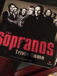 Sopranos trivia game