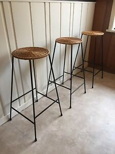 Tall breakfast bar stools Rosetta Glenorchy Area Preview