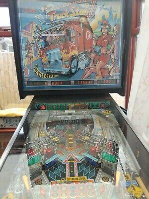 Truck Stop Pinball Machine.