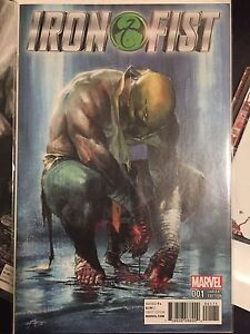 Iron Fist #1 Gabrielle Dell'otto variant set