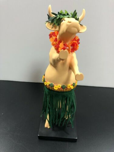COW PARADE:  Hula Cow # 7751