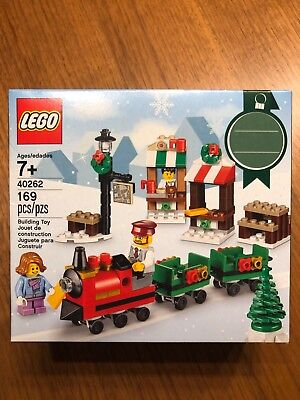 LEGO Christmas Train Ride 40262 NEW / SEALED