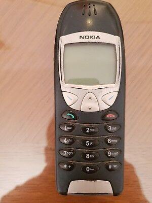 Nokia 6210 Unlocked Mobile Phone - Black