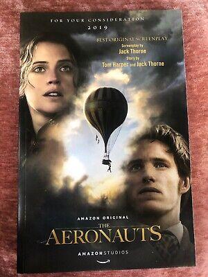 """The Aeronauts"" Script - FYC 2019 Amazon Studios - Best Original"