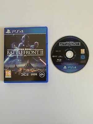 Star Wars Battlefront II (2) - PlayStation 4 PS4 - Free P+P