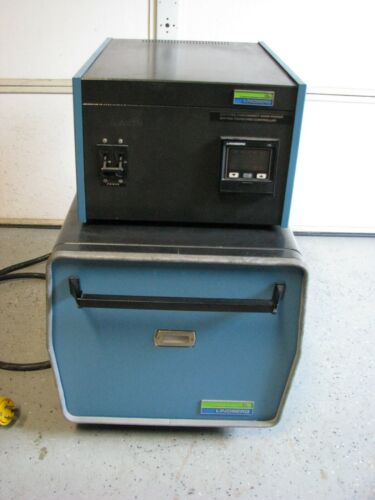 LINDBERG Laboratory Heat Treat Furnace Bench Top Oven