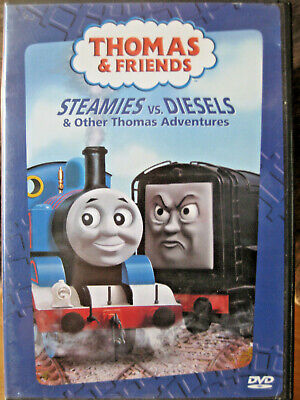 Thomas & Friends, Steamies vs Diesels & Other Thomas Adventures DVD
