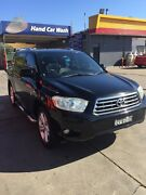 TOYOTA KLUGER GRANDE FWD 2007 Fairfield Fairfield Area Preview