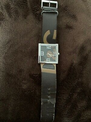 D&G Watch Rare Vintage Brown