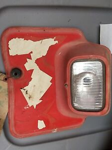1983 Honda XR200  Headlight Should Number Plate