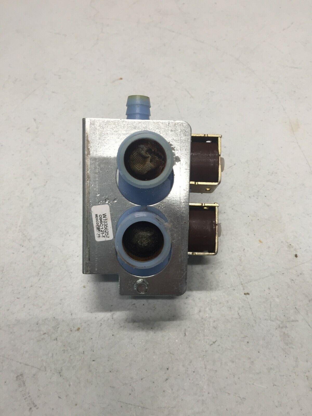 Whirlpool Washer Water Valve W10356257 - $10.00