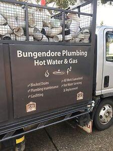 Bungendore plumbing hot water & gas Bungendore Queanbeyan Area Preview